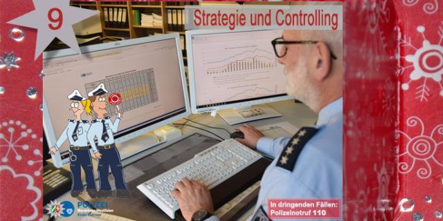 9. Türchen- Strategie-Controlling